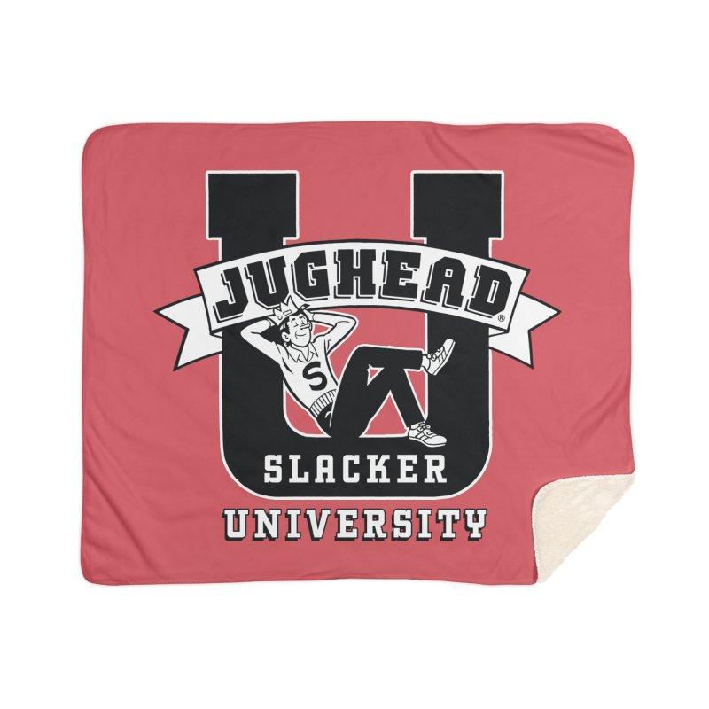 Jughead Slacker University Home Blanket by Archie Comics