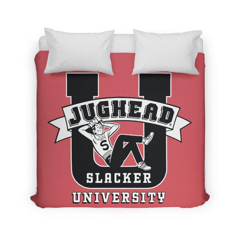 Jughead Slacker University Home Duvet by Archie Comics