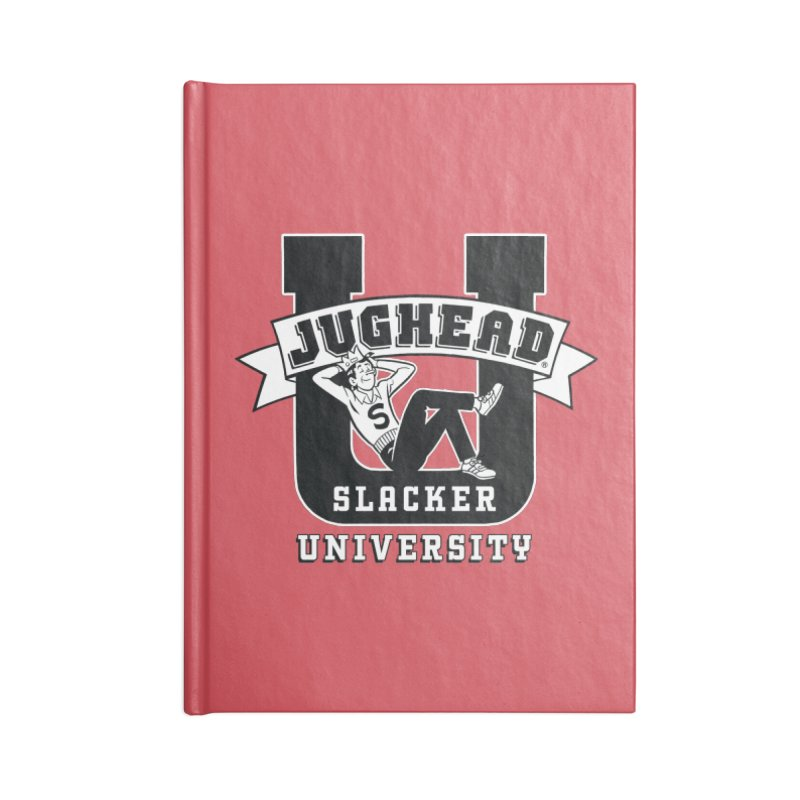 Jughead Slacker University Accessories Notebook by Archie Comics
