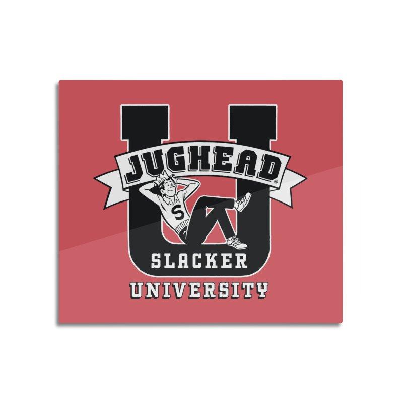 Jughead Slacker University Home Mounted Aluminum Print by Archie Comics