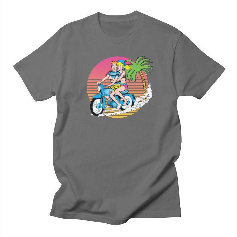 Betty And Archie Summer Fun Men's T-Shirt by Archie Comics