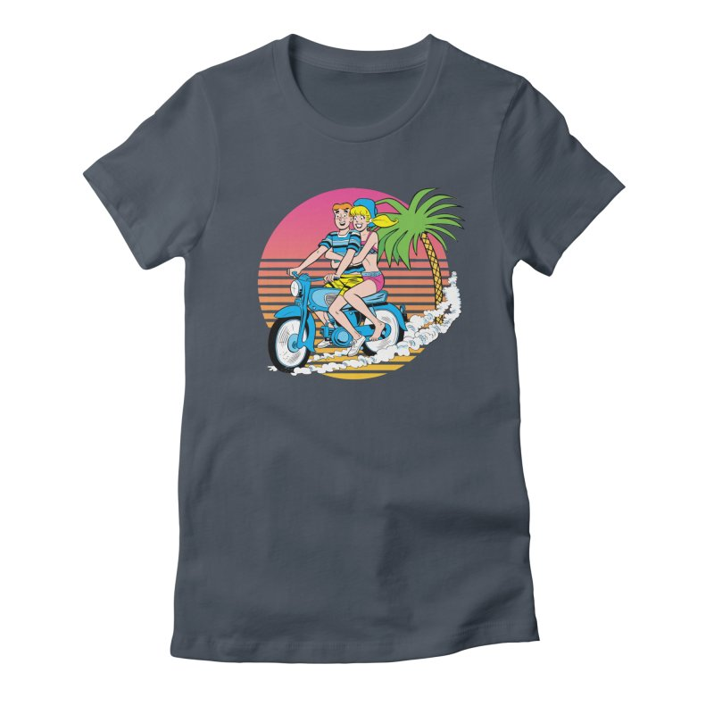 Betty And Archie Summer Fun Women's T-Shirt by Archie Comics