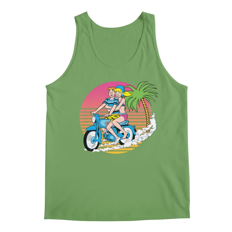 Betty And Archie Summer Fun Men's Tank by Archie Comics