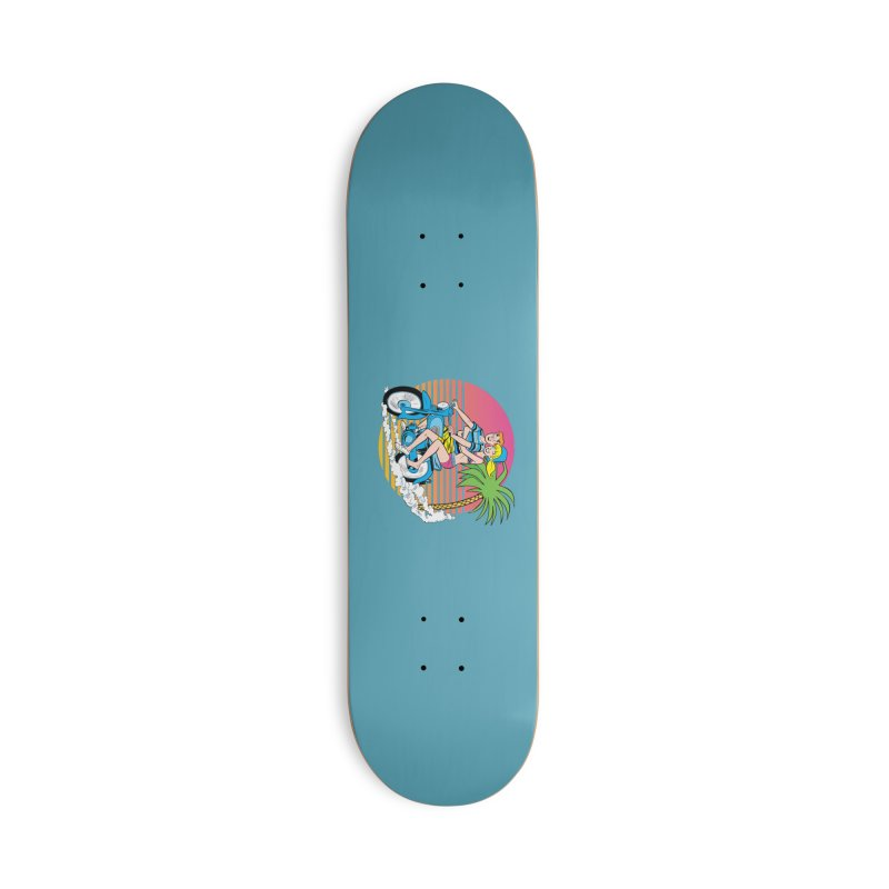 Betty And Archie Summer Fun Accessories Skateboard by Archie Comics