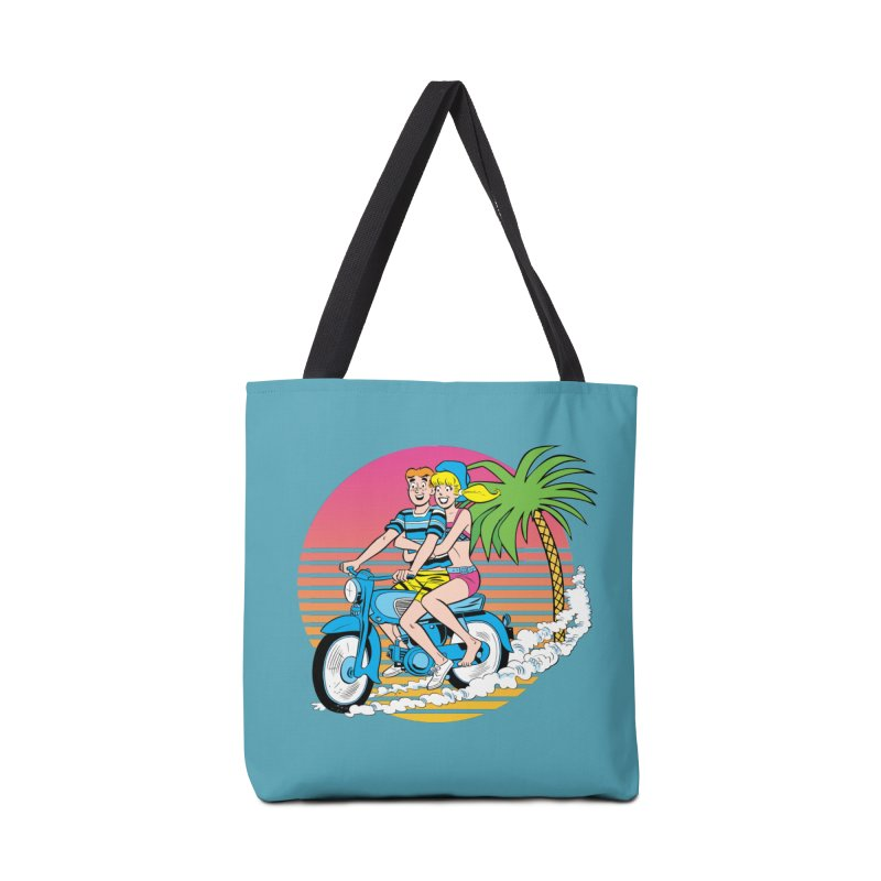 Betty And Archie Summer Fun Accessories Bag by Archie Comics