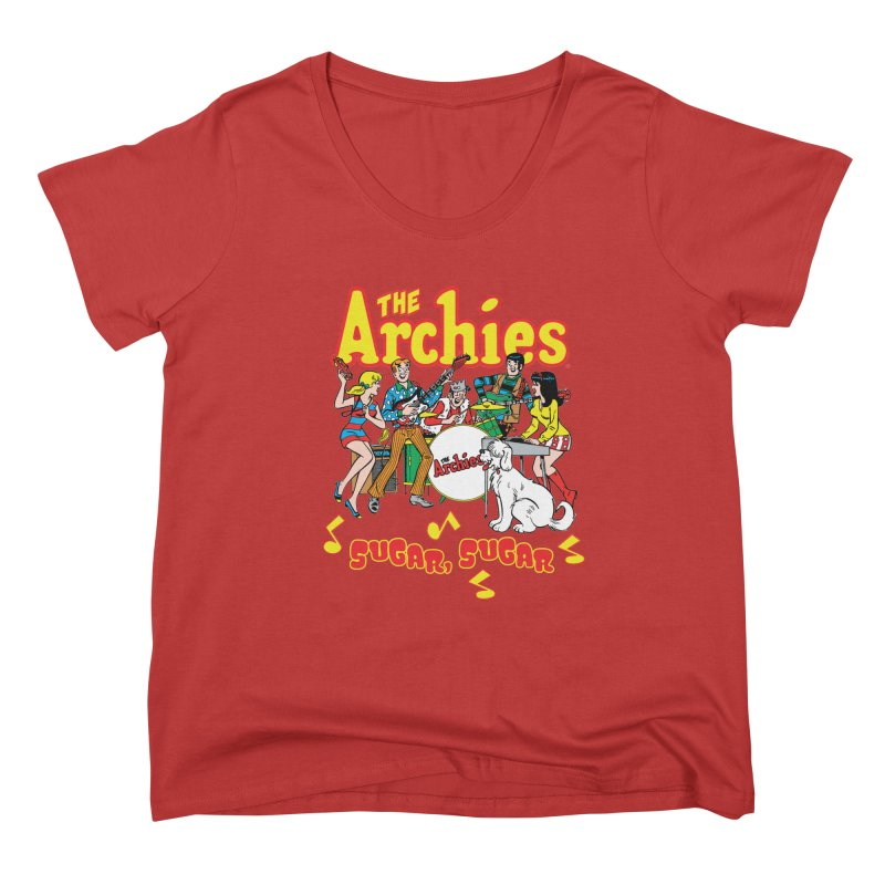 The Archies Sugar Sugar Women's Scoop Neck by Archie Comics
