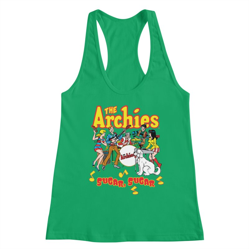 The Archies Sugar Sugar Women's Tank by Archie Comics