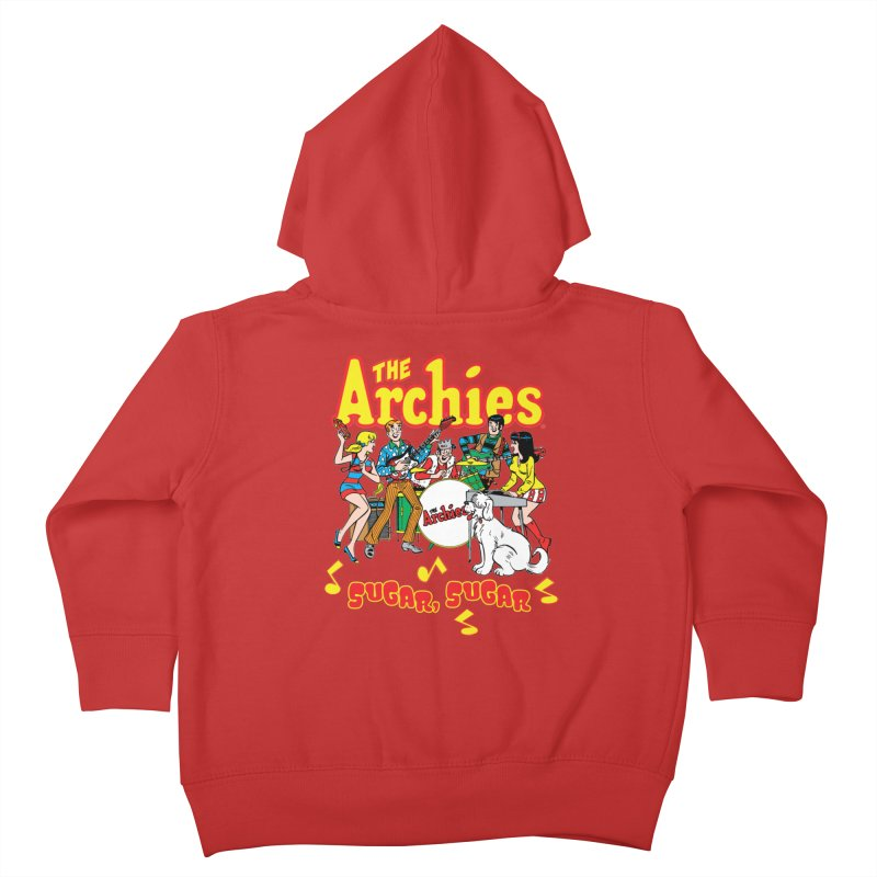 The Archies Sugar Sugar Kids Toddler Zip-Up Hoody by Archie Comics