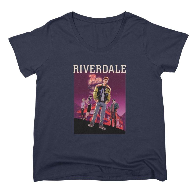 Riverdale Women's Scoop Neck by Archie Comics