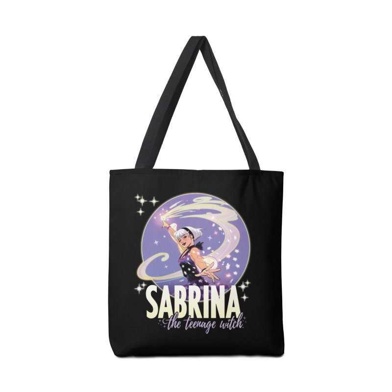 Sabrina The Teenage Witch Accessories Bag by Archie Comics