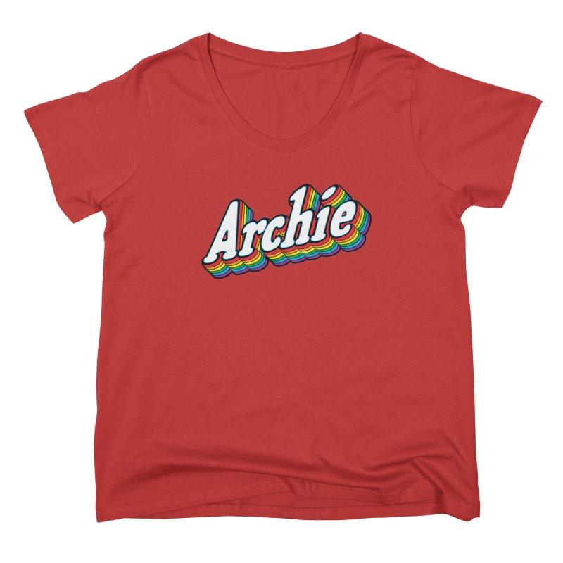 Archie Prism Women's Scoop Neck by Archie Comics
