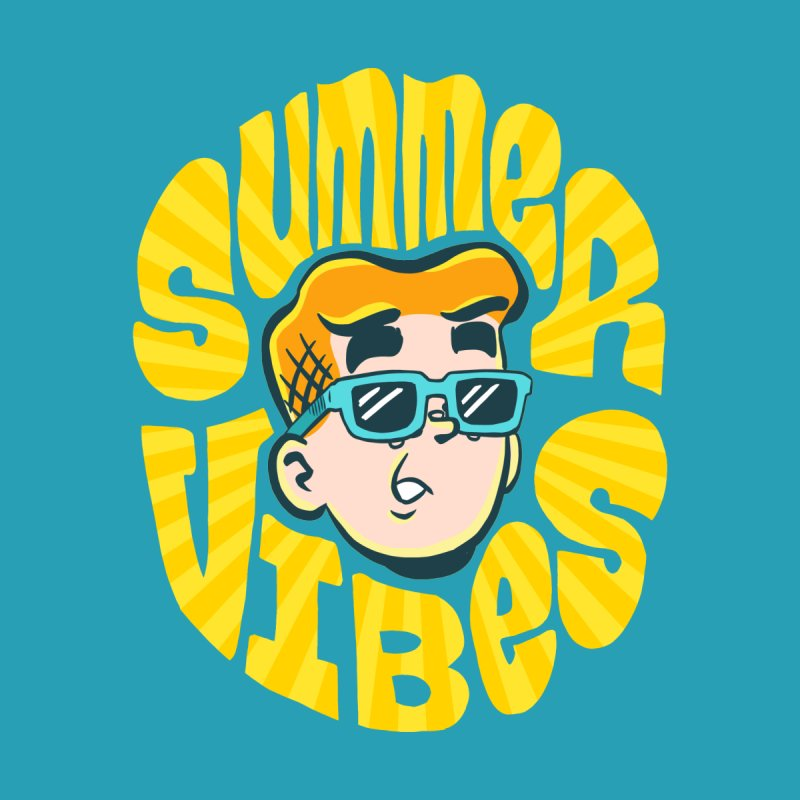 Summer Vibes Men's T-Shirt by Archie Comics