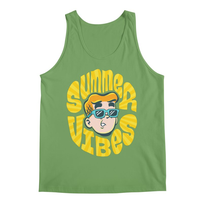 Summer Vibes Men's Tank by Archie Comics