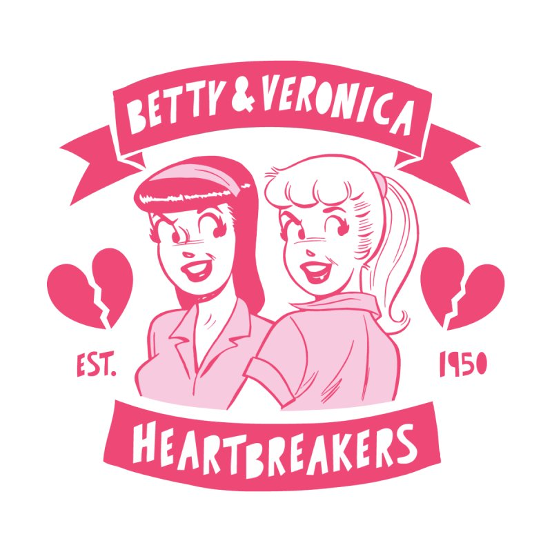 Heartbreakers None  by archiecomics's Artist Shop