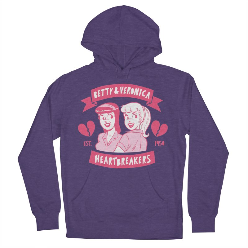 Heartbreakers Women's Pullover Hoody by archiecomics's Artist Shop