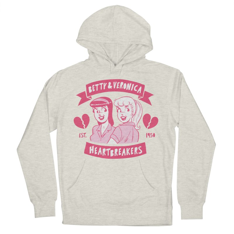 Heartbreakers Men's French Terry Pullover Hoody by archiecomics's Artist Shop