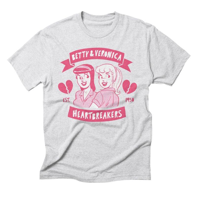 Heartbreakers Men's Triblend T-Shirt by archiecomics's Artist Shop