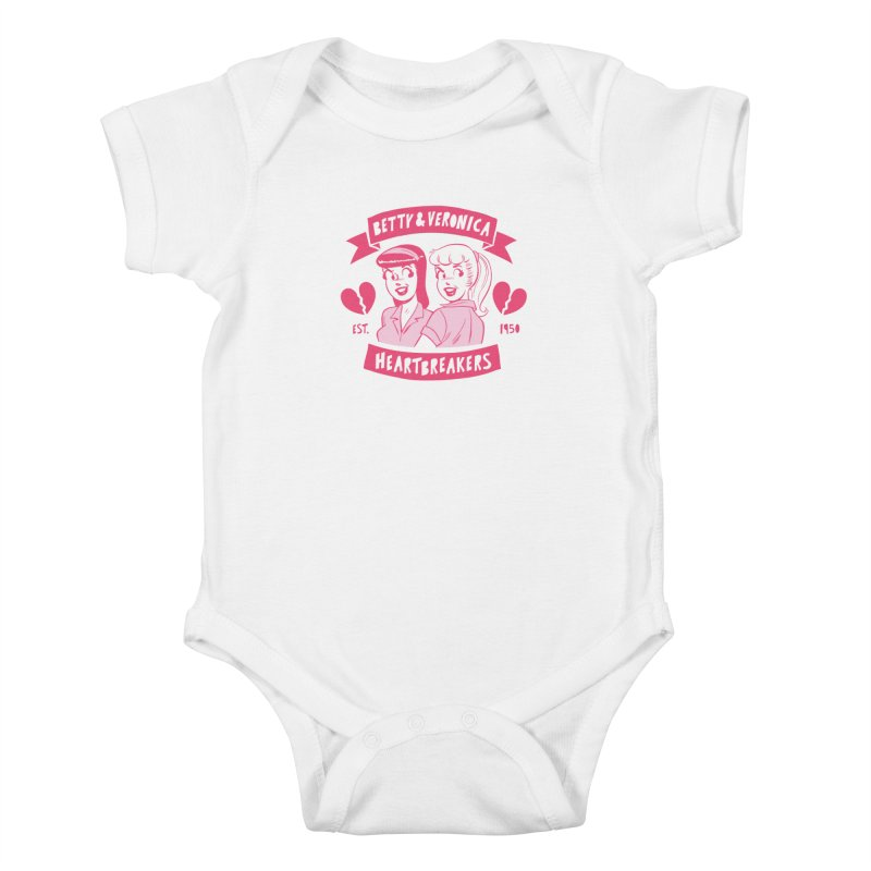 Heartbreakers Kids Baby Bodysuit by Archie Comics