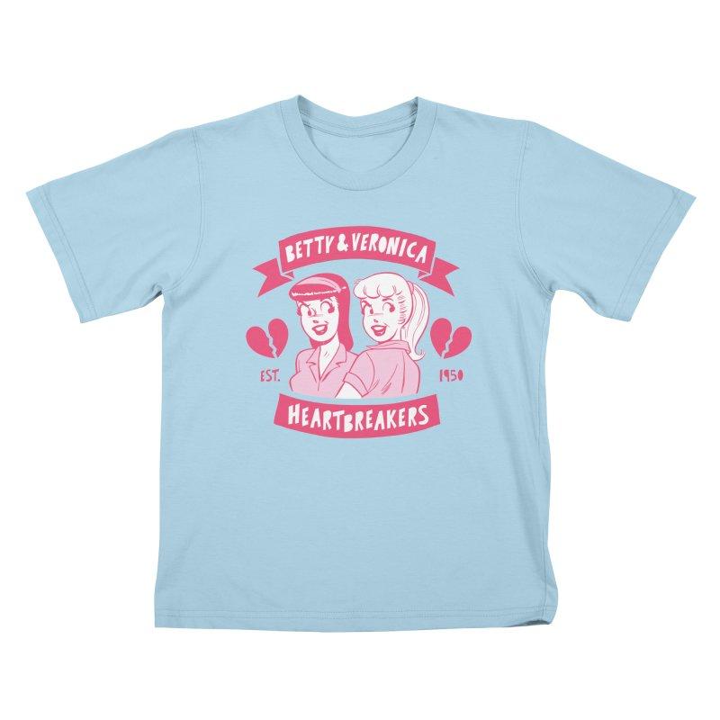 Heartbreakers Kids T-Shirt by Archie Comics