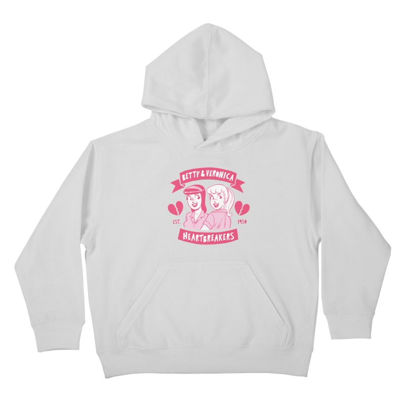 Heartbreakers Kids Pullover Hoody by archiecomics's Artist Shop