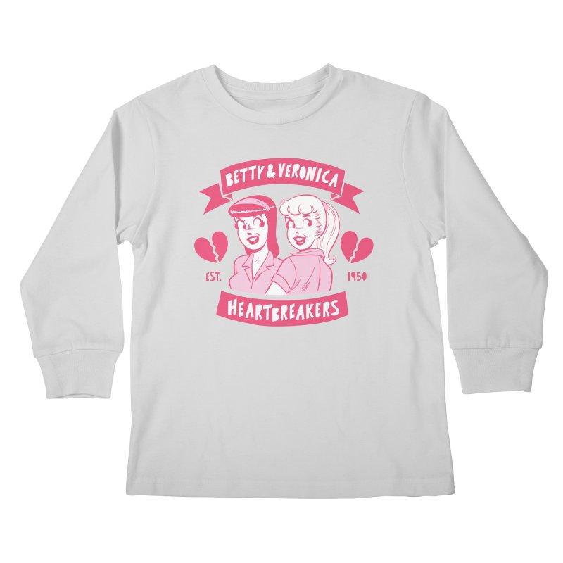 Heartbreakers Kids Longsleeve T-Shirt by Archie Comics