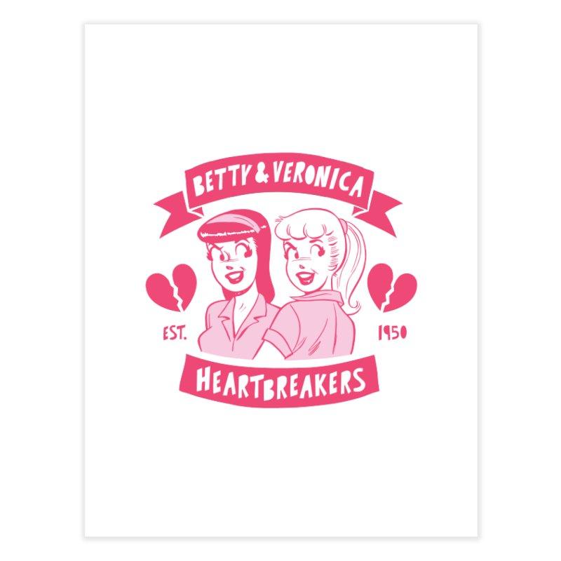 Heartbreakers Home Fine Art Print by archiecomics's Artist Shop