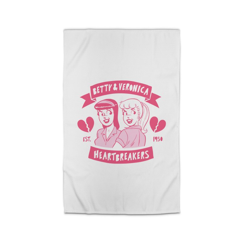Heartbreakers Home Rug by archiecomics's Artist Shop