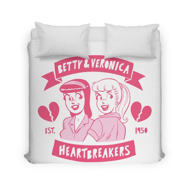 Heartbreakers Home Duvet by archiecomics's Artist Shop