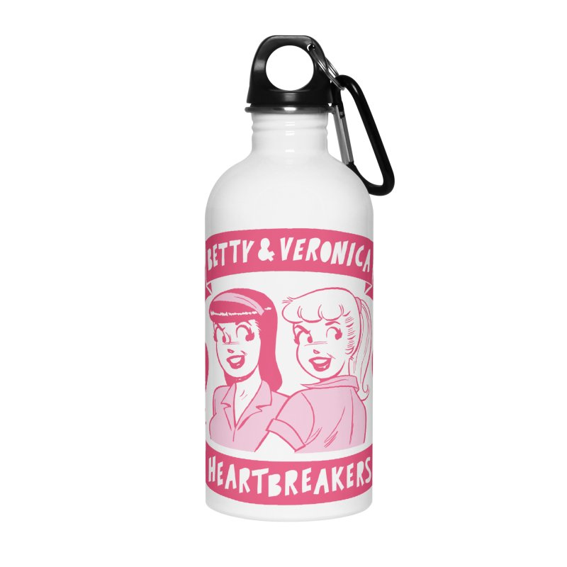 Heartbreakers Accessories Water Bottle by archiecomics's Artist Shop