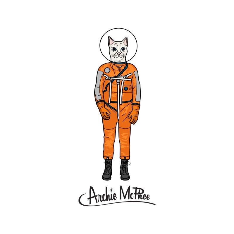 Cat Astronaut by Archie McPhee Shirt Shop