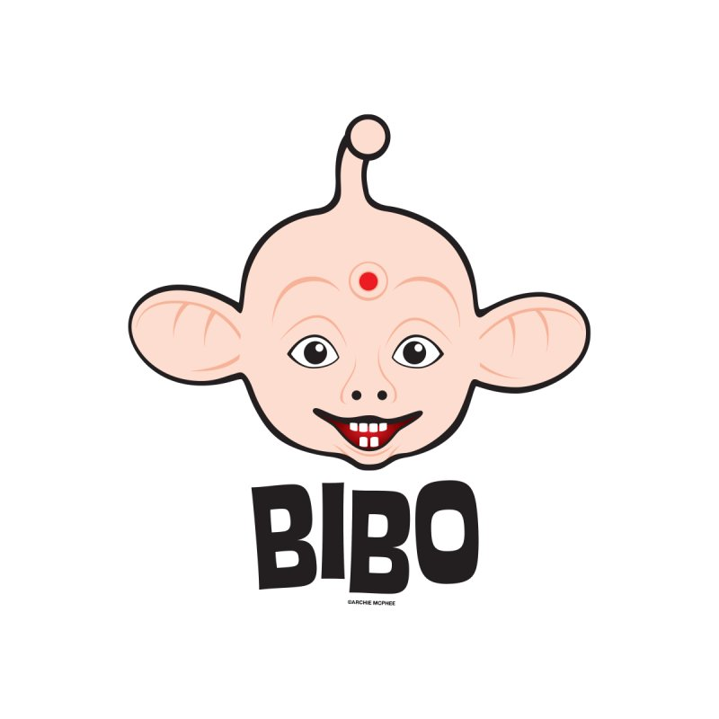 Bibo by Archie McPhee Shirt Shop