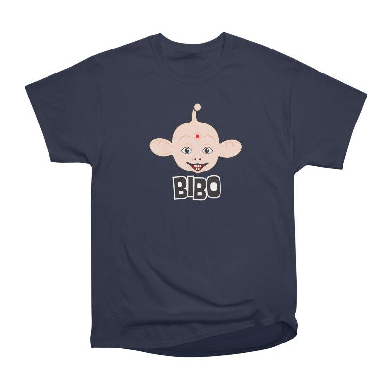 Bibo Men's Classic T-Shirt by Archie McPhee Shirt Shop