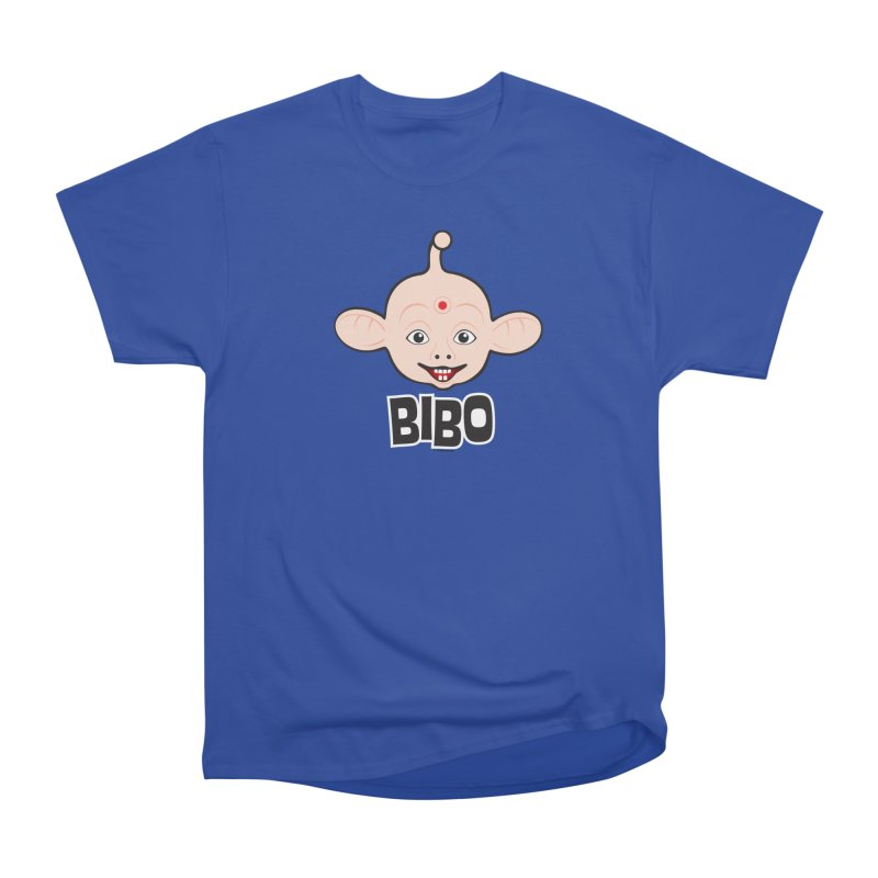 Bibo Men's Classic T-Shirt by Archie McPhee Shirt Shop