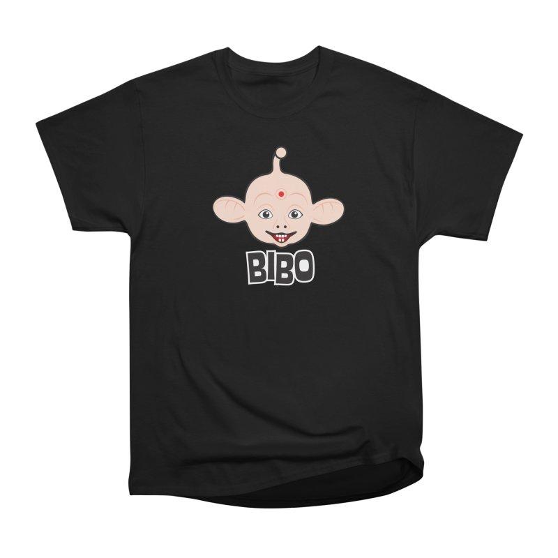 Bibo Women's Classic Unisex T-Shirt by Archie McPhee Shirt Shop