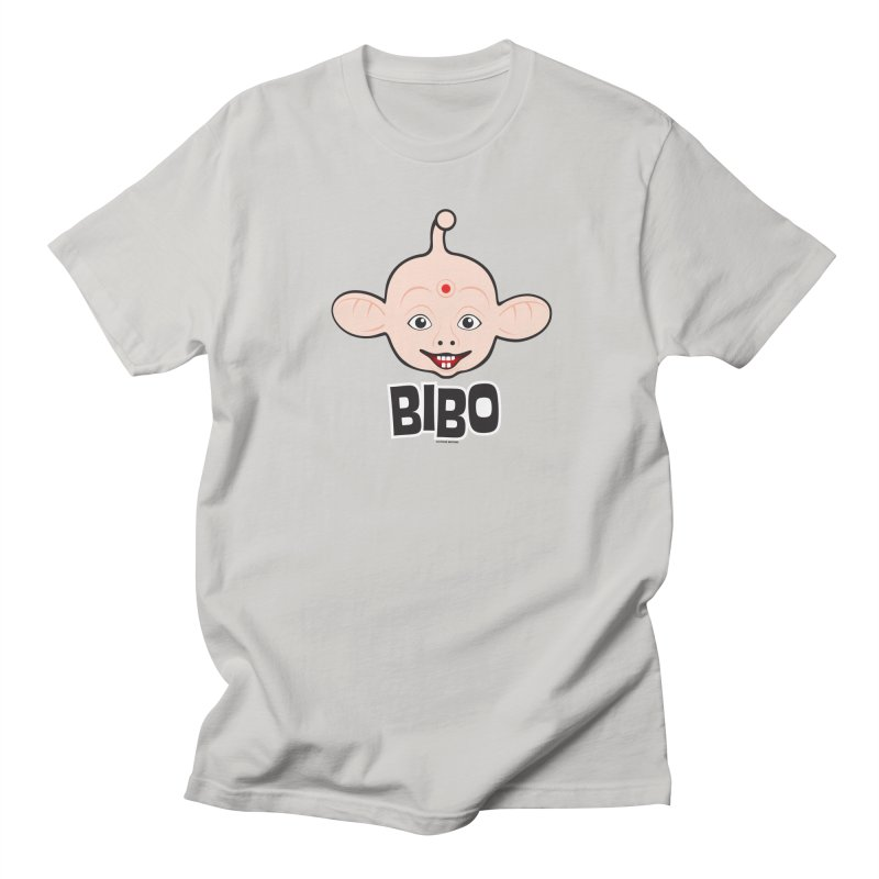 Bibo Women's Unisex T-Shirt by Archie McPhee Shirt Shop