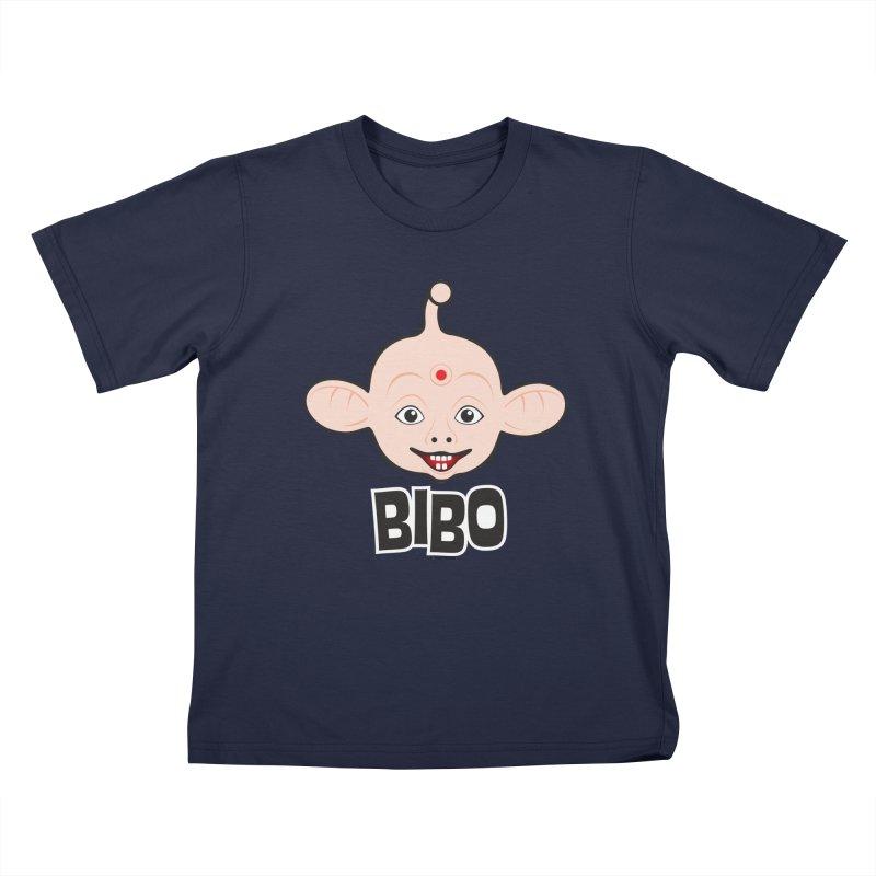 Bibo Kids T-Shirt by Archie McPhee Shirt Shop