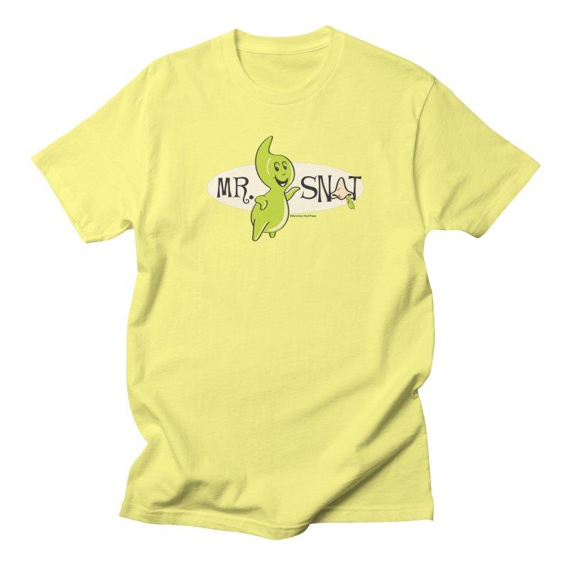 Mr. Snot Men's T-Shirt by Archie McPhee Shirt Shop
