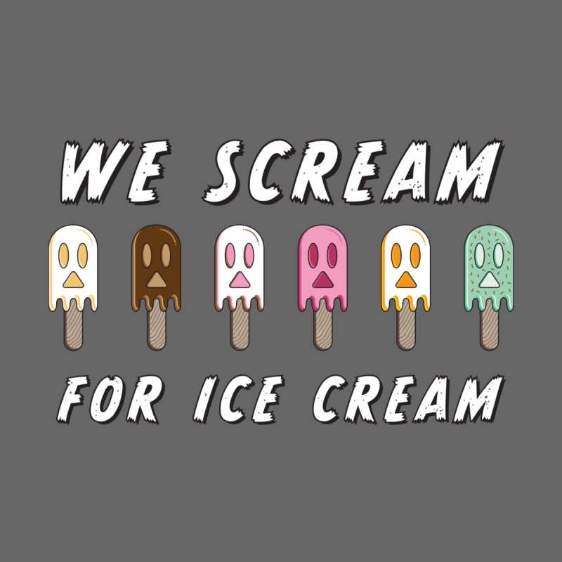 We Scream For Ice Cream Accessories Magnet by Aries & Leo