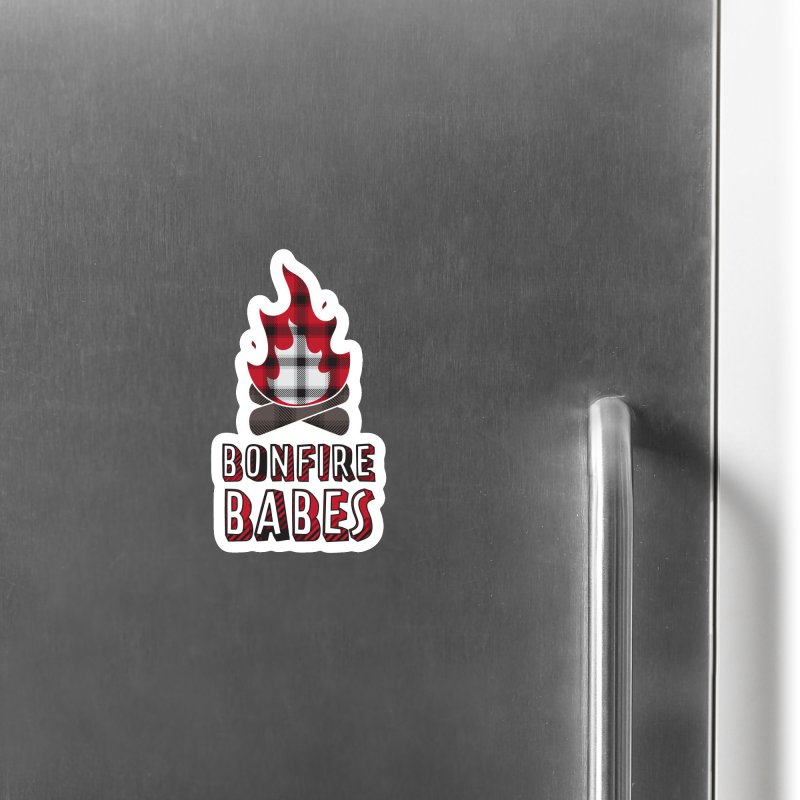Bonfire Babes Accessories Magnet by Aries & Leo