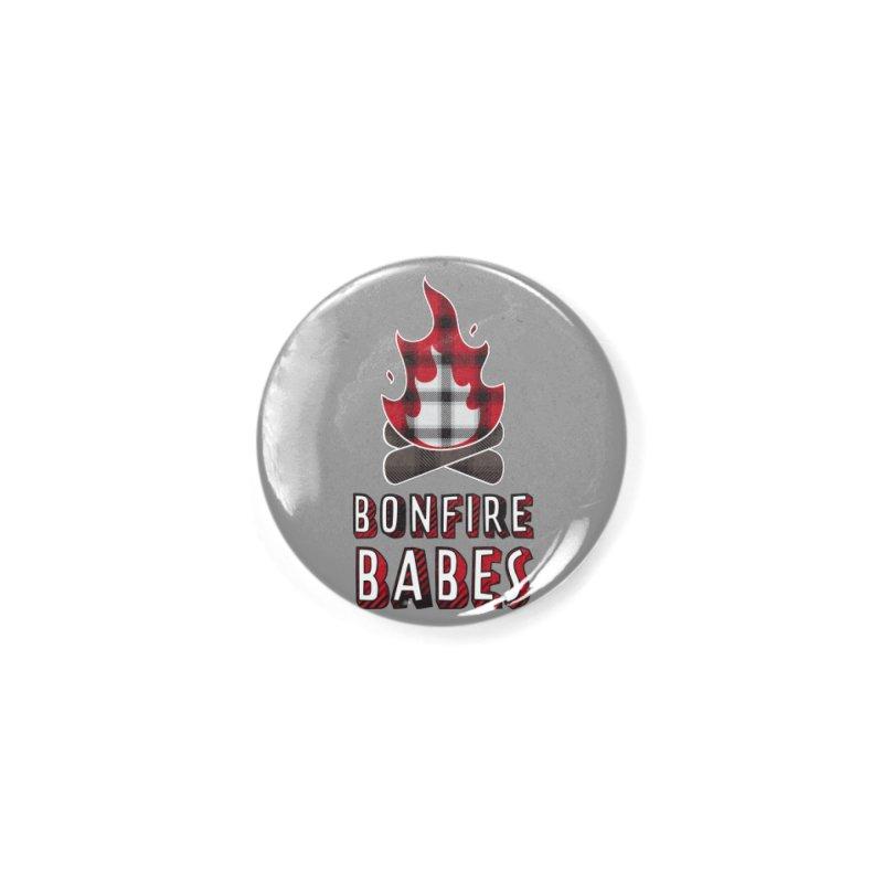 Bonfire Babes Accessories Button by Aries & Leo