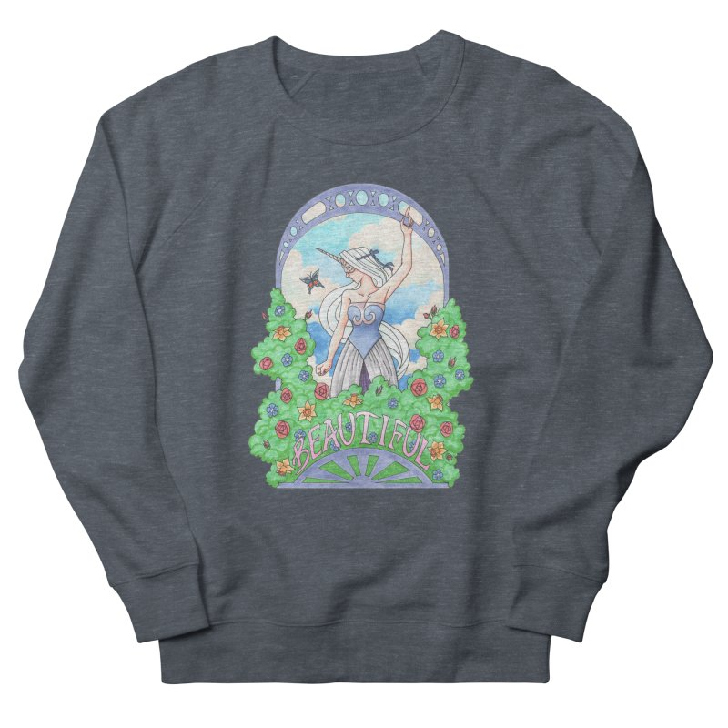 You Are Beautiful Women's Sweatshirt by ariesnamarie's Artist Shop