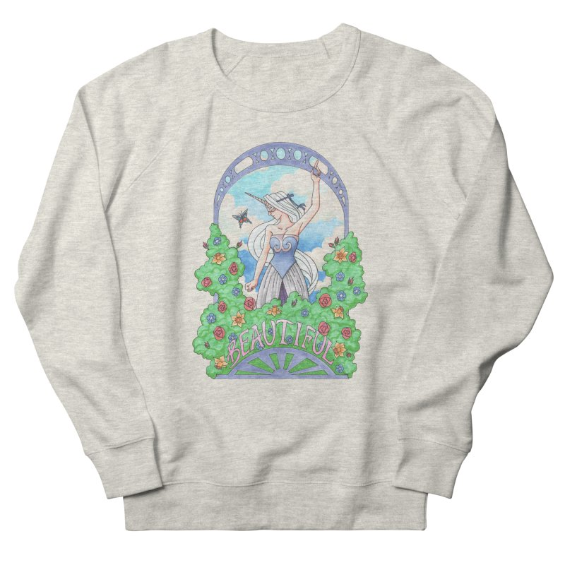 You Are Beautiful Women's Sweatshirt by ariesnamarie's Artist Shop