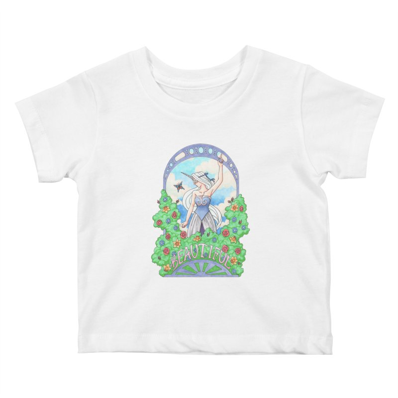 You Are Beautiful   by ariesnamarie's Artist Shop