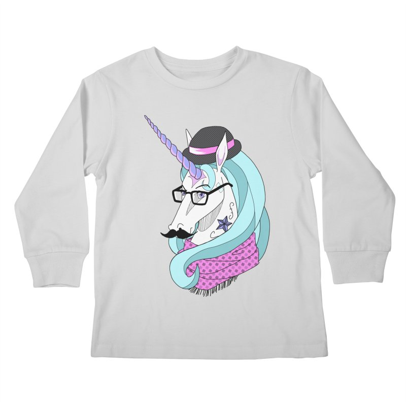 Hipster Unicorn   by ariesnamarie's Artist Shop