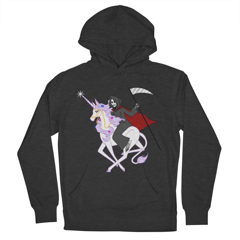 Riding Buddies Women's Pullover Hoody by ariesnamarie's Artist Shop