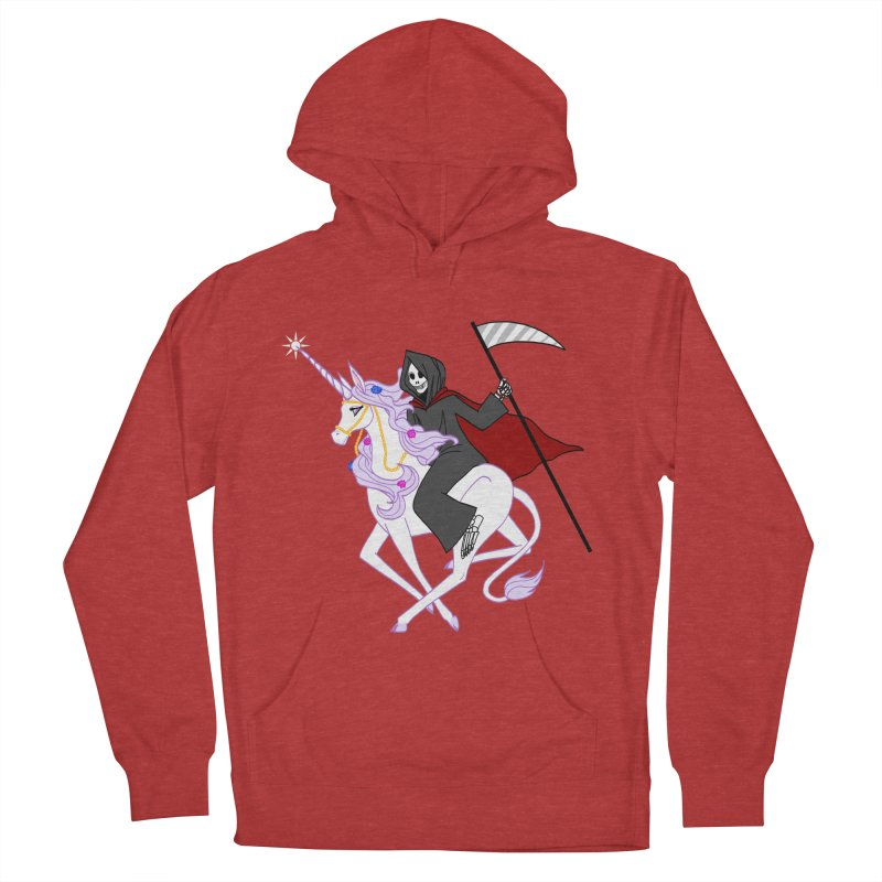 Riding Buddies Men's Pullover Hoody by ariesnamarie's Artist Shop