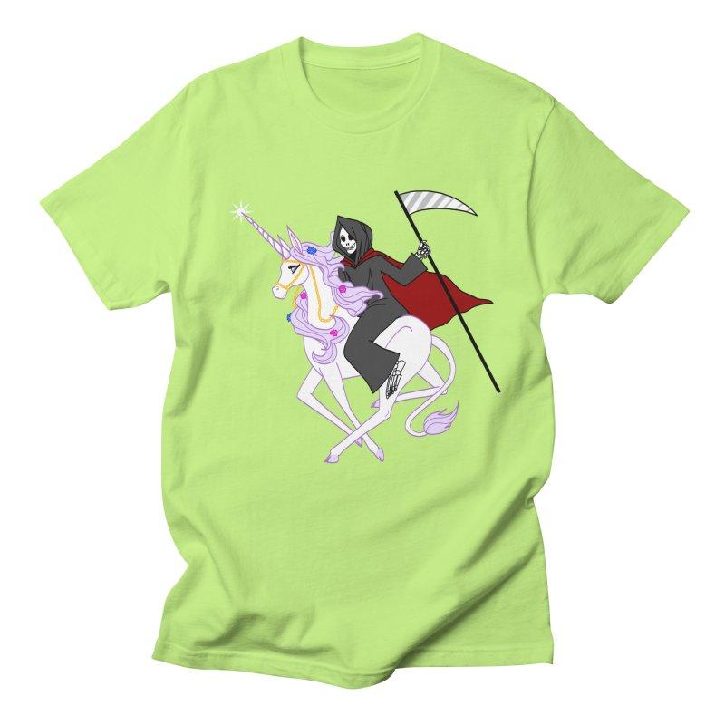 Riding Buddies Men's T-Shirt by ariesnamarie's Artist Shop