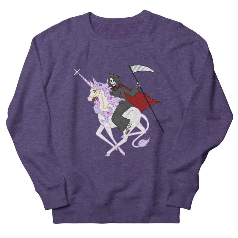 Riding Buddies Women's Sweatshirt by ariesnamarie's Artist Shop