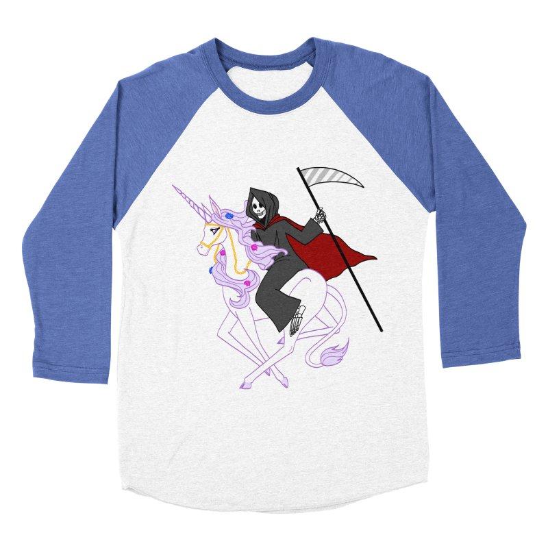 Riding Buddies Women's Baseball Triblend T-Shirt by ariesnamarie's Artist Shop