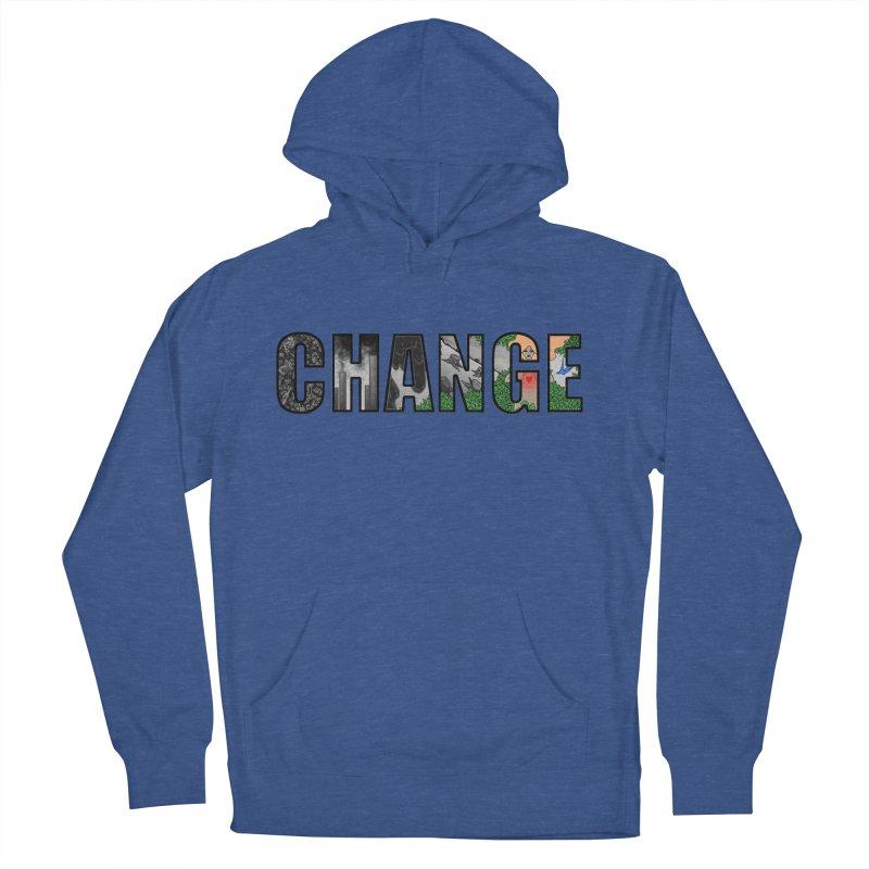 Change Men's Pullover Hoody by ariesnamarie's Artist Shop